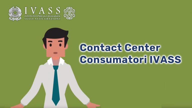 Contact Center Consumatori IVASS
